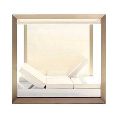 Vondom Vela Canopy Daybed Design by Ramon Esteve