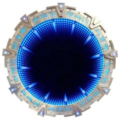 Vortex Stargate Mirror by Noart