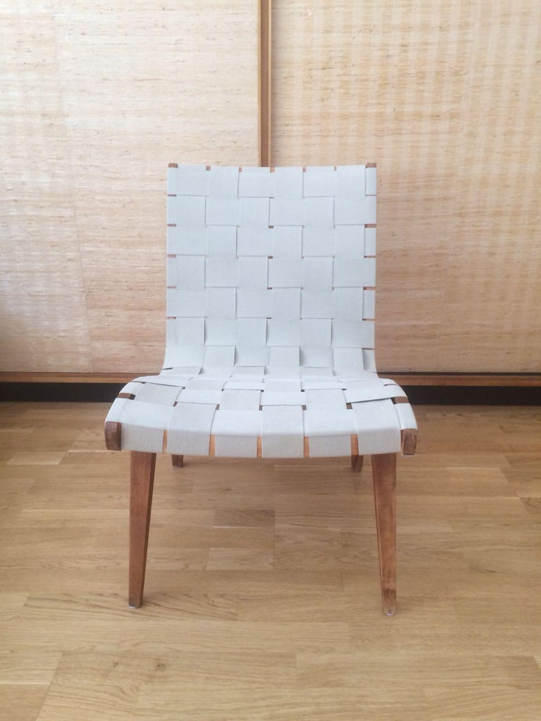 American Vostra Chair for Walter Knoll Jens Risom 1950  DK/USA For Sale