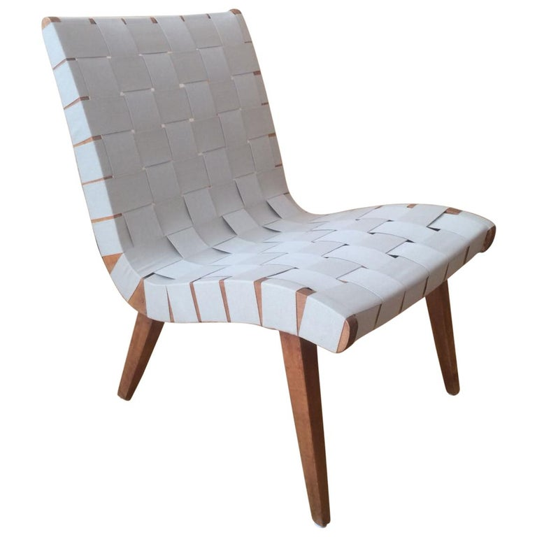 Vostra Chair for Walter Knoll Jens Risom 1950  DK/USA For Sale