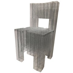 Voukenas Petrides Blur Chair