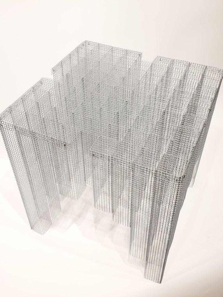 Contemporary Voukenas Petrides Blur Table For Sale