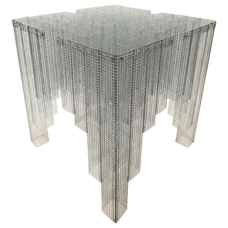 Voukenas Petrides Blur Table For Sale