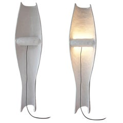 Voukenas Petrides Splayed Tube Floor Lamp