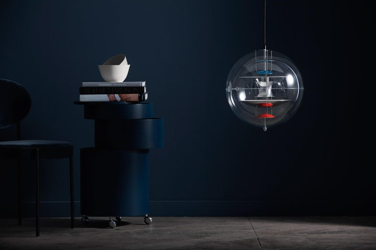 VP Globe Standard Pendant Light by Verner Panton For Sale 2