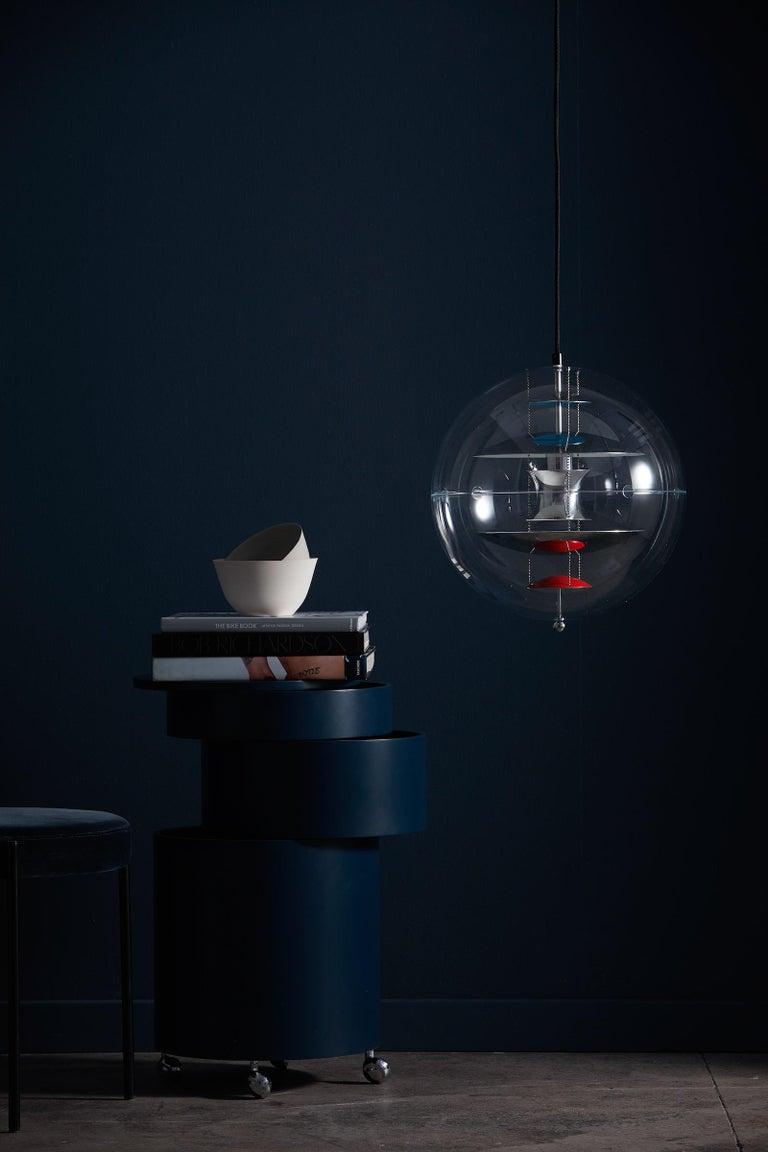 VP Globe Standard Pendant Light by Verner Panton For Sale 3