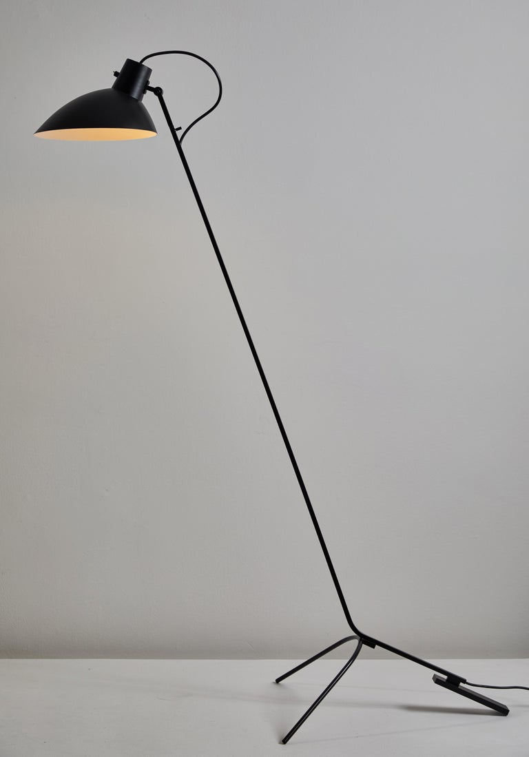 Mid-Century Modern VV Cinquanta Floor Light by Vittoriano Viganó For Sale