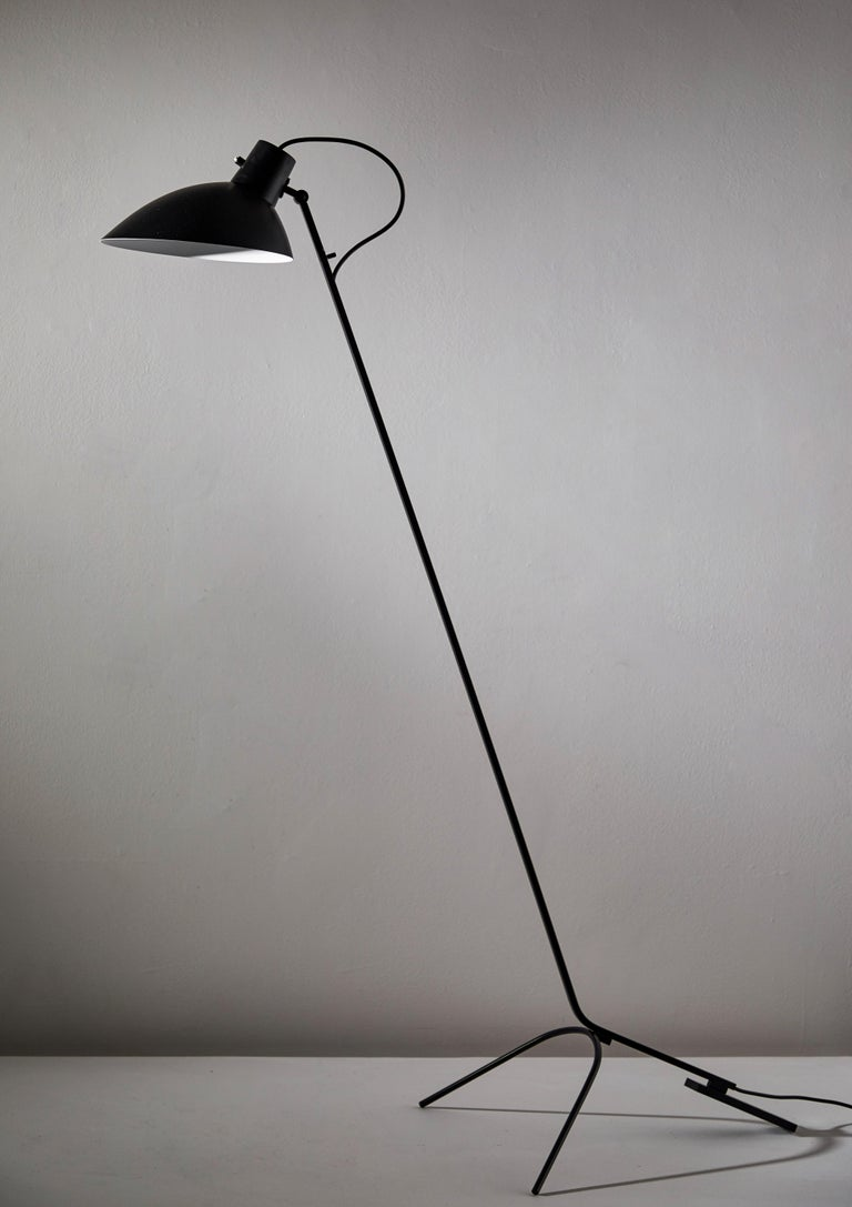Italian VV Cinquanta Floor Light by Vittoriano Viganó For Sale