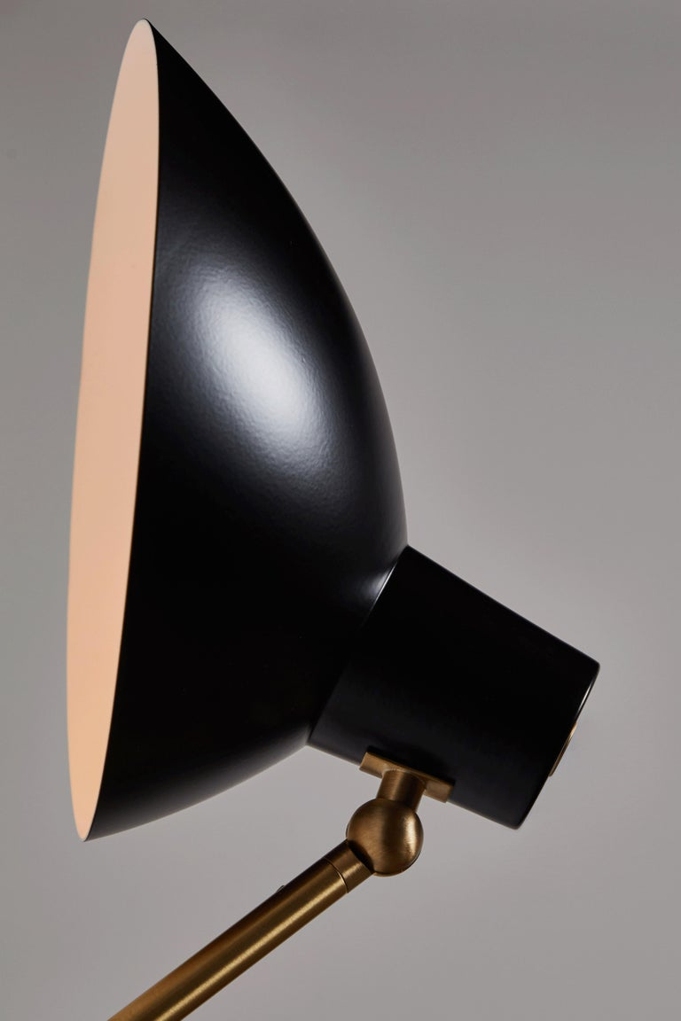 VV Cinquanta Twin Wall Light by Vittoriano Viganó For Sale 7