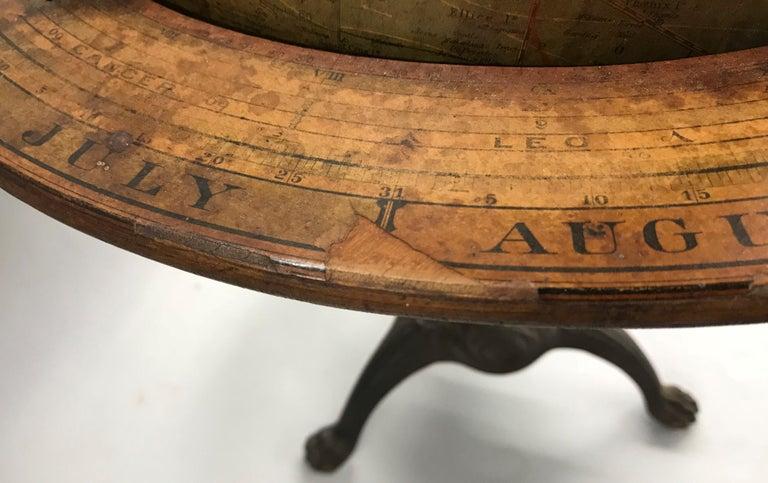 W. & A.K. Johnston Terrestrial Globe by Weber Costello For Sale 3