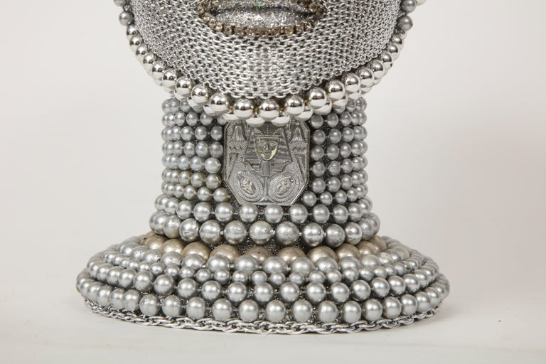 W. Beaupre Chain Mail Bust For Sale 3