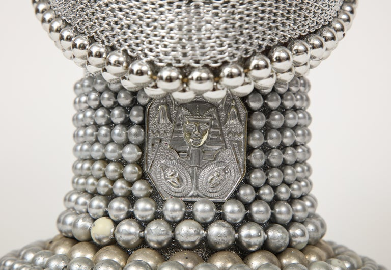 W. Beaupre Chain Mail Bust For Sale 4