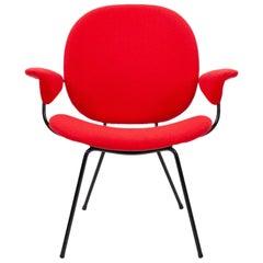 W H Gispen Kembo Easy Chair, 1950s