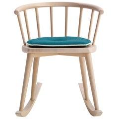W. Rocking Chair by Fabrizio Gallinaro