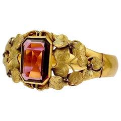 W. & S. Blackinton Co. Gold Filled Victorian Bangle Bracelet