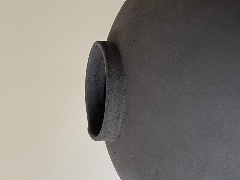 Dutch Wabi Moon Jar by Laura Pasquino For Sale