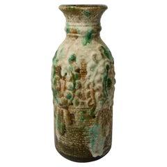 Wabi-Sabi Style Ceramic Vase by Carstens Tönnieshof, West Germany 1960s