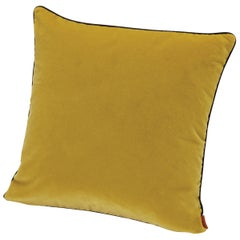 Wailua Unito Crushed Velvet Cushion by MissoniHome