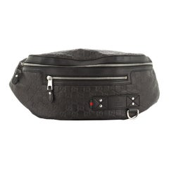 Waist Bag Guccissima Leather Large