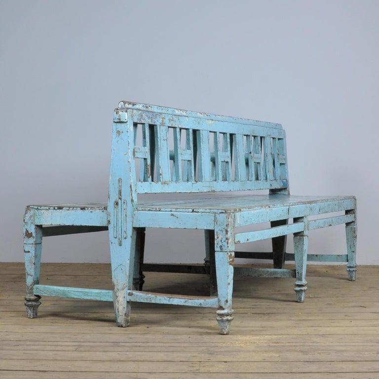 Astounding Waiting Bench 1940S Spiritservingveterans Wood Chair Design Ideas Spiritservingveteransorg