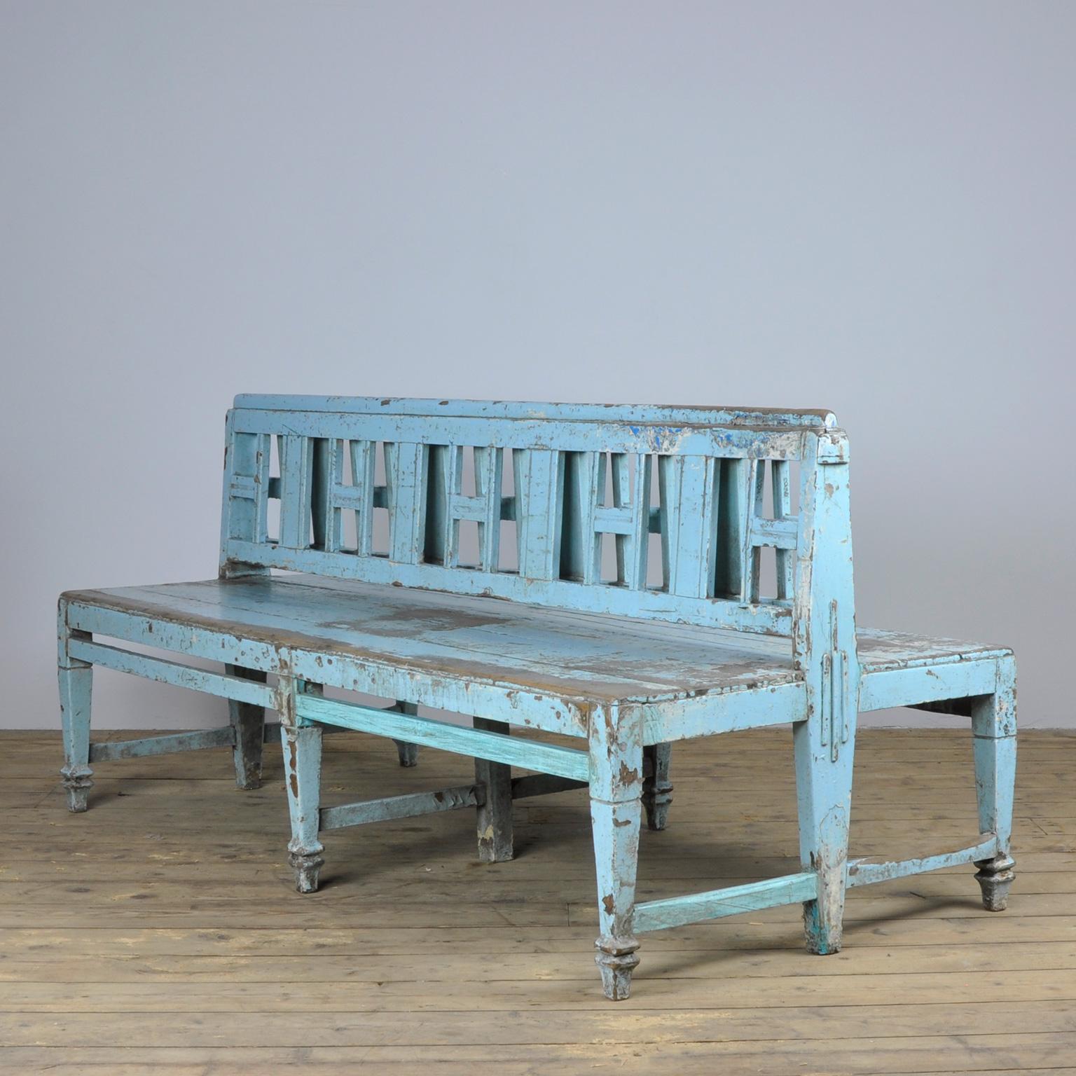 Terrific Waiting Bench 1940S Spiritservingveterans Wood Chair Design Ideas Spiritservingveteransorg