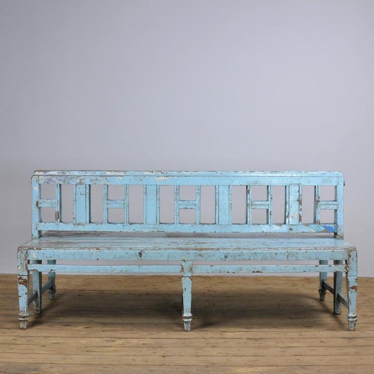 Pleasing Waiting Bench 1940S Spiritservingveterans Wood Chair Design Ideas Spiritservingveteransorg
