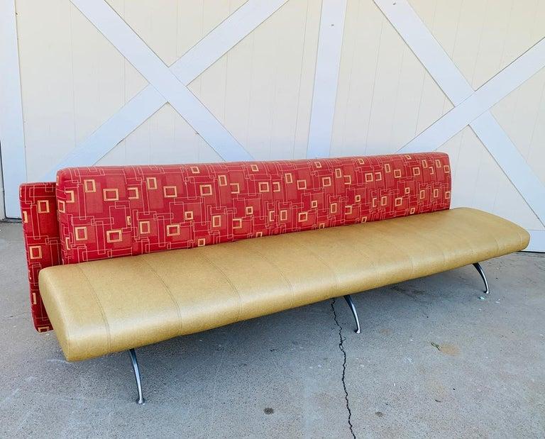 Waiting Sofa by Rodolfo Dordoni for Moroso For Sale 3