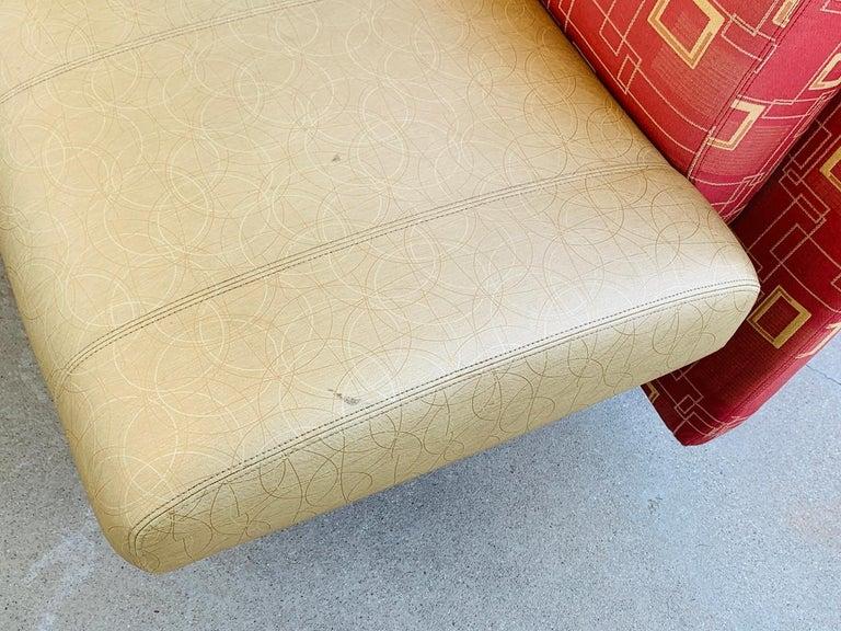 Waiting Sofa by Rodolfo Dordoni for Moroso For Sale 6