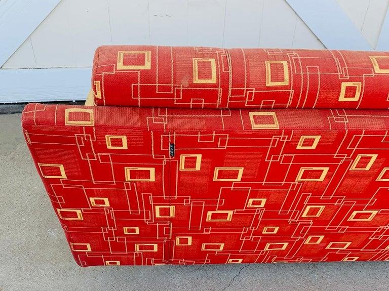 Waiting Sofa by Rodolfo Dordoni for Moroso For Sale 8