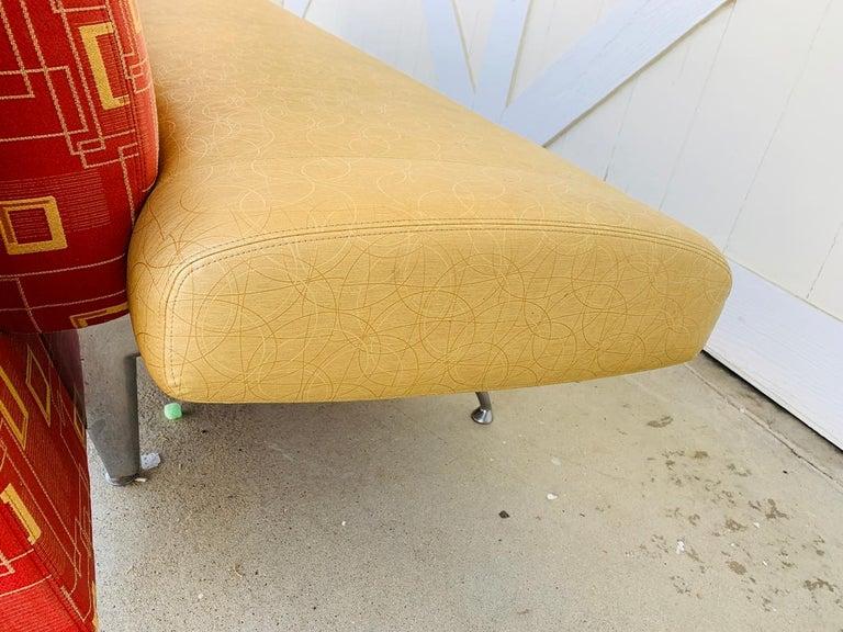 Waiting Sofa by Rodolfo Dordoni for Moroso For Sale 10