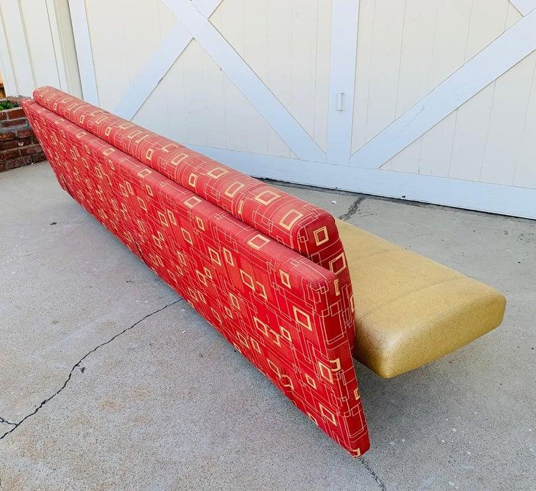 Modern Waiting Sofa by Rodolfo Dordoni for Moroso For Sale