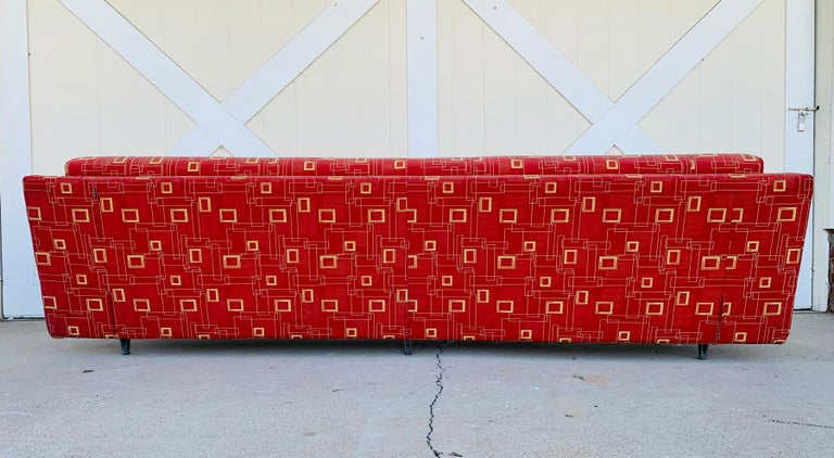 Waiting Sofa by Rodolfo Dordoni for Moroso For Sale 1