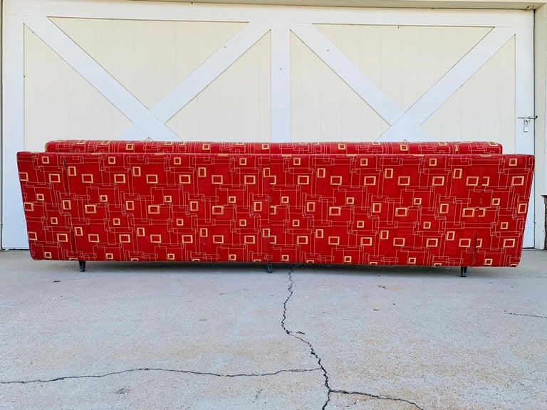 Waiting Sofa by Rodolfo Dordoni for Moroso For Sale 2