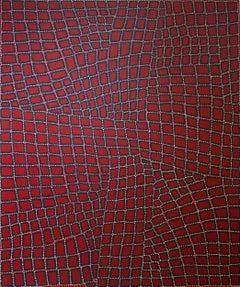 'Tingari' Australian Aboriginal Art by Walala Tjapaltjarri