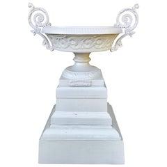 Walbridge & Co. of Buffalo Cast Iron Fountain Urn