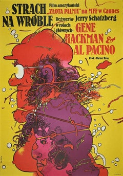 American Film Poster - Original Offset Print - 1983