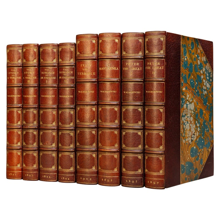 Waliszewski, Kazimierz Klemens '1849-1935' Russian History For Sale