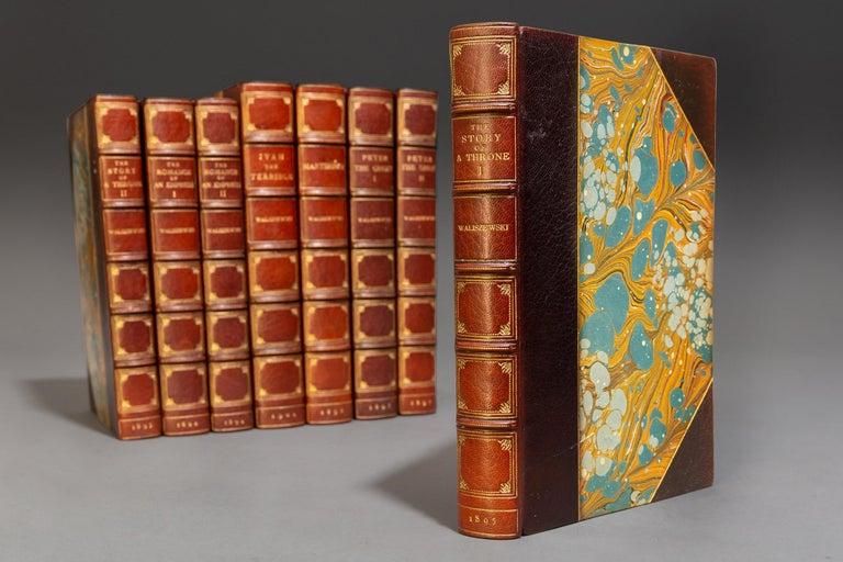 English Waliszewski, Kazimierz Klemens '1849-1935' Russian History For Sale
