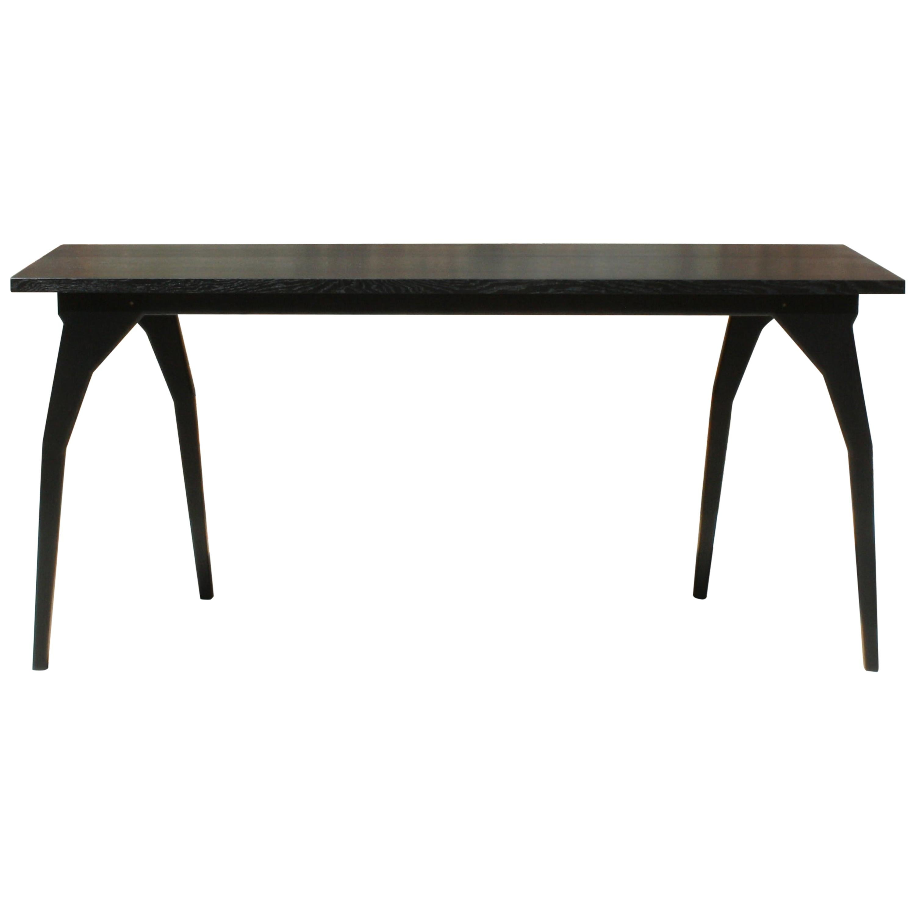 Walking Table Handmade Customizable Console Table or Desk by Laylo Studio