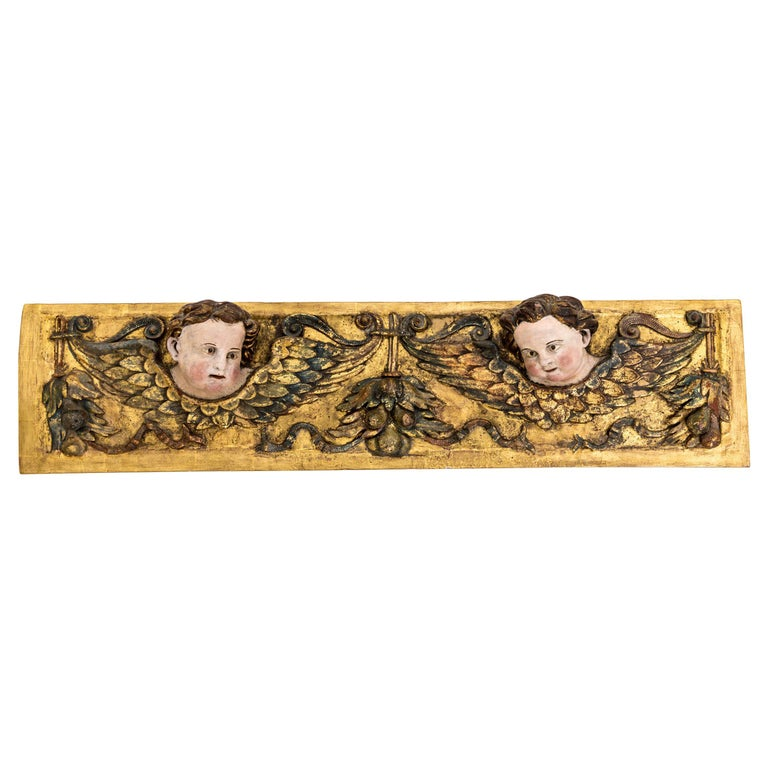 Wall Applique, Spain, 17th Century For Sale