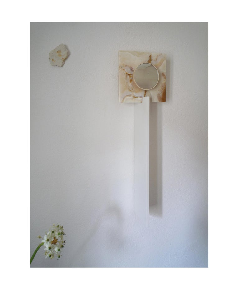 Modern Wall Architecture Light Catcher by Kaaron For Sale