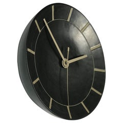 Wall Clock by Jane & Gordon Martz for Marshall Studios