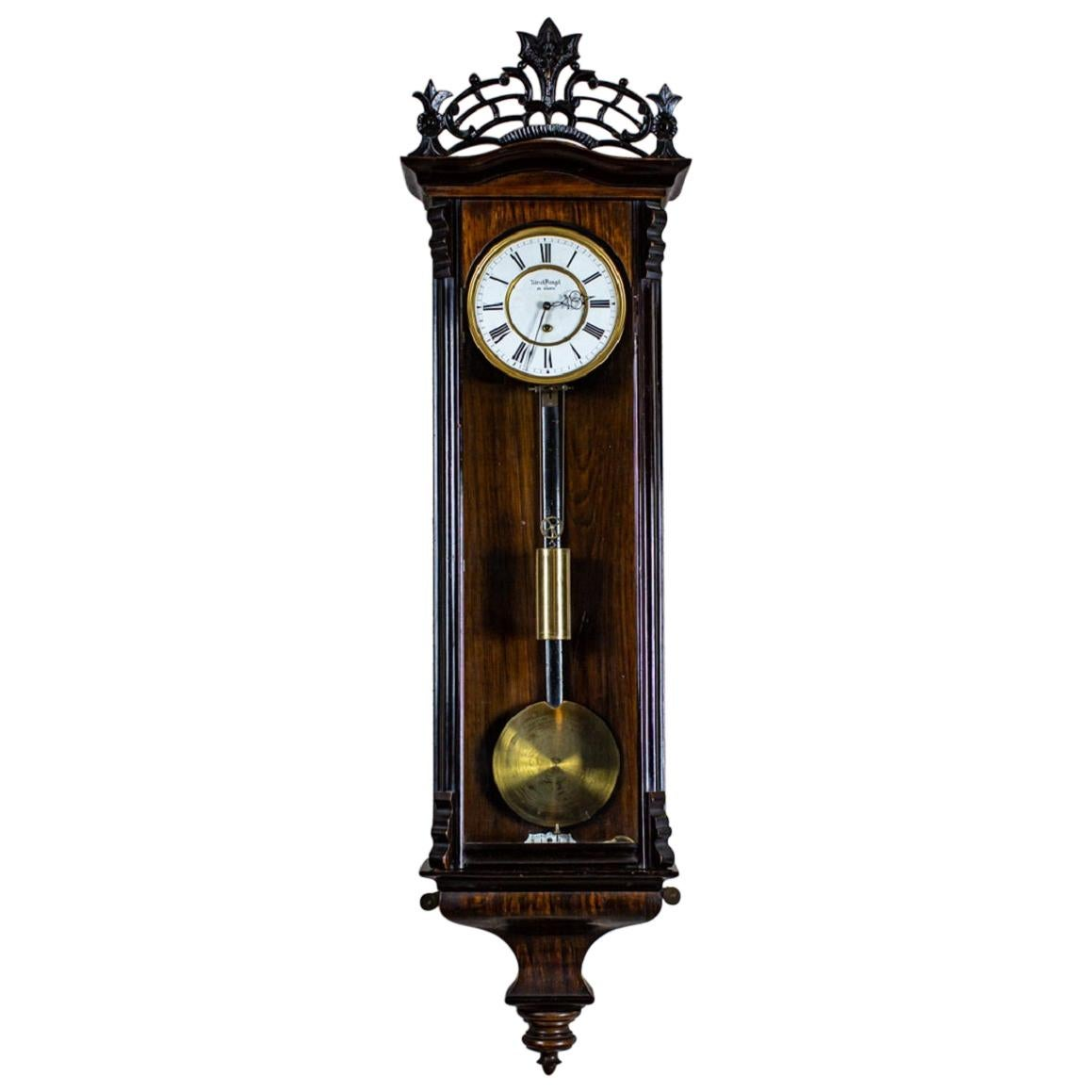Wall Clock from the Early 20th Century