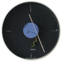 Wall Clock2 Takashi Kato Postmodern, 1980s Japanese design