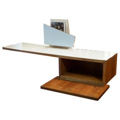 Wall Console Mid-Century Modern in Style of Gio Ponti, 1955