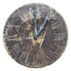 Wall Decoration-Vintage Cadran Clock Face