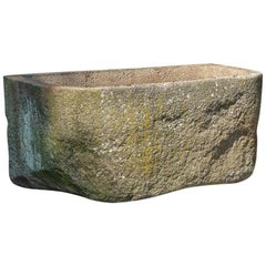 Wall Fountain, Granit Well from France