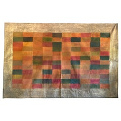 7' x 10' Wall Hanging Textile by Elliott Levine for Donghia, 1982