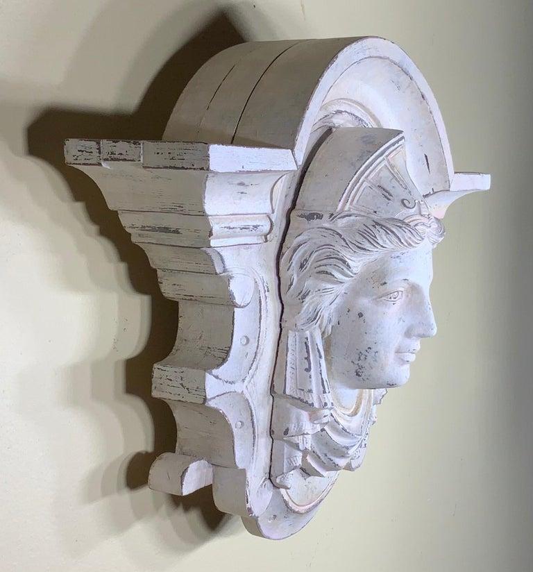 European Wall Hanging Minerva