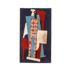 Wall Hanging Tapestry 'Arlequin' by Pablo Picasso for Desso